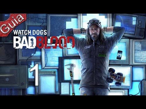 Watch Dogs Bad Blood DLC parte 1 Español PS4