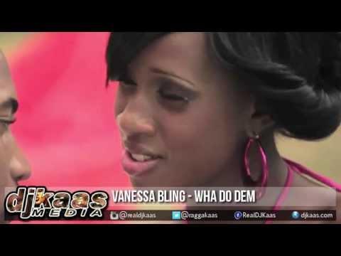 Vanessa Bling - Wah do dem [Jelly Wata Riddim] DJ Frass Records | Dancehall 2015