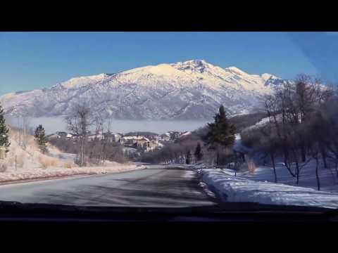 Inversion in the Salt Lake and Utah Valleys