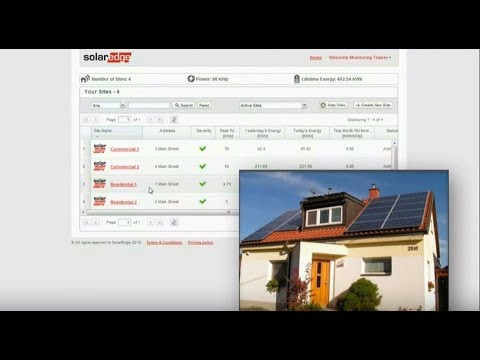 Video Solaredge Physical Layout Editor Part I
