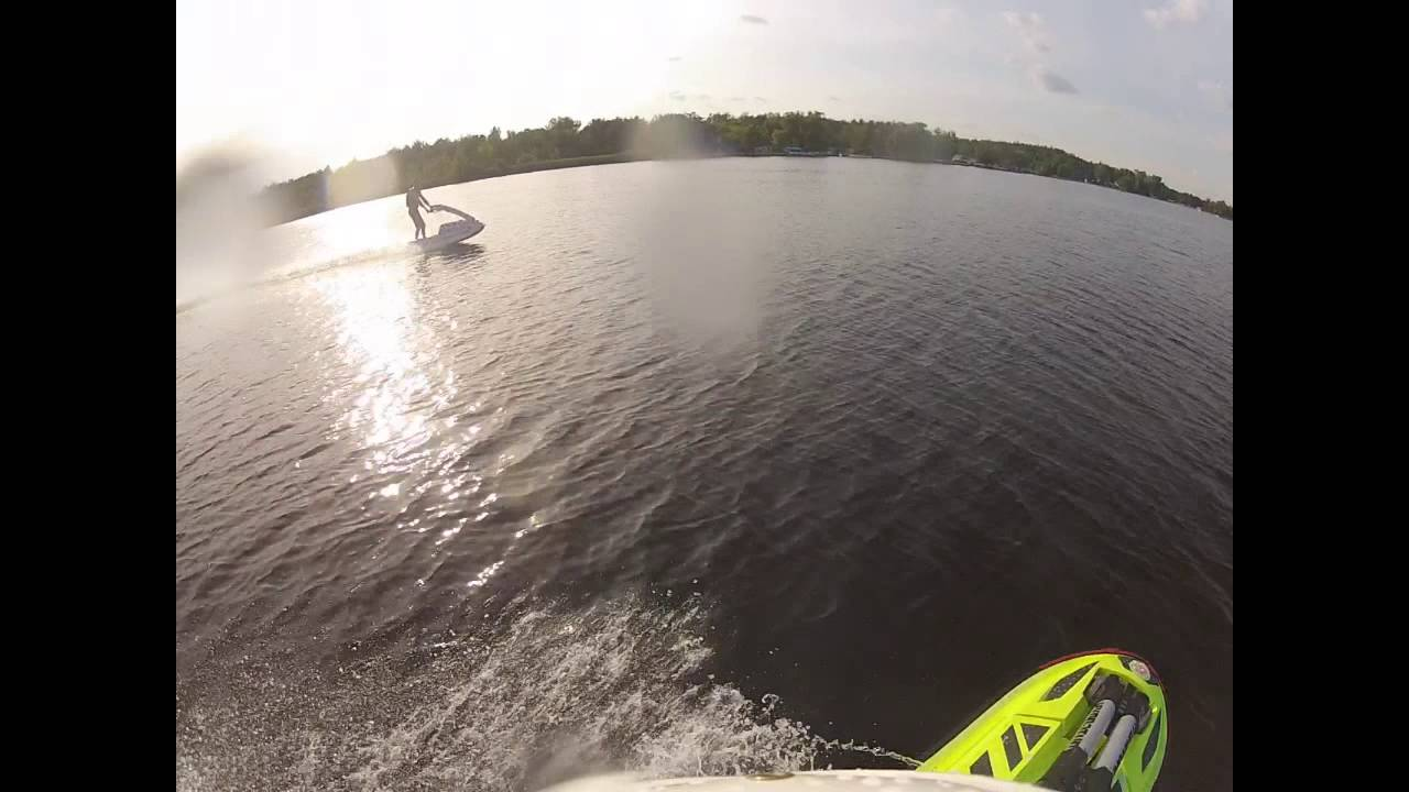 Air Blair, Dart hull - YouTube