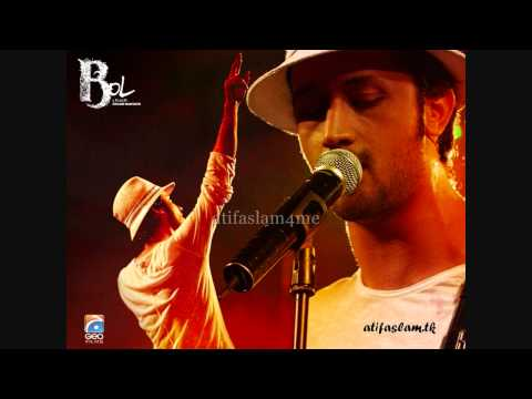 Kaho aaj bol do Atif Aslam new song from the movie BOL 2011 HD