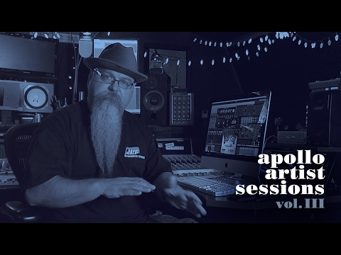 Universal Audio Apollo Artist Sessions Vol. III: Vance Powell w/ INTL