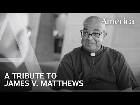A Tribute to Rev. James V. Matthews | Sunday to Sunday