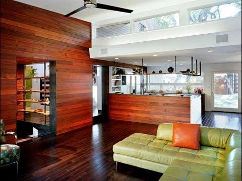 25 Room Wood Paneling Design Ideas