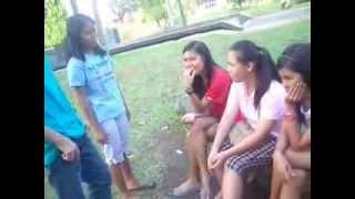 indie film - friends 4ever (2012 LA CASTELLANA NATIONAL HIGH SCHOOL, mapeh short film festival)