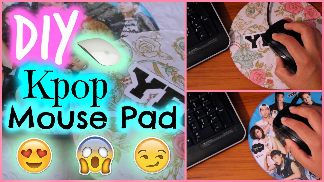 how to make the mouse pad work
