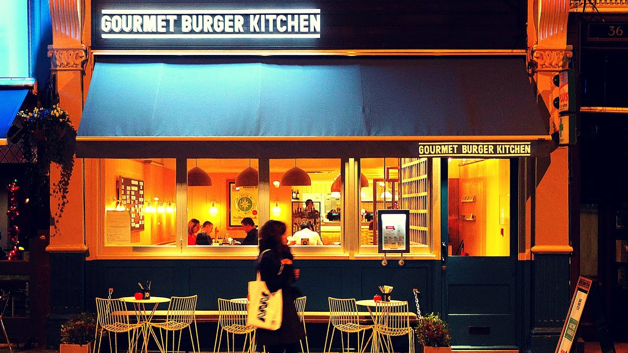 The Taxi Driver Burger Gbk Youtube