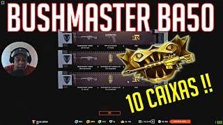 WARFACE - Como pegar a BUSHMASTER BA50 com 10 caixas
