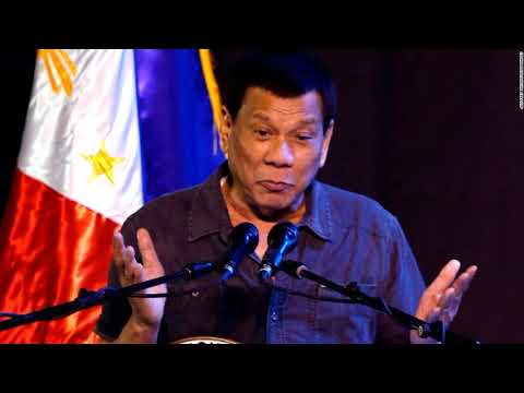Philippines President Duterte Says Hell Protect LGBT Community
