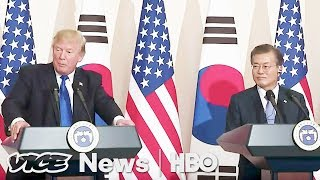 Trump's Trip To Seoul Doesn't Help Solve Problems With North Korea (HBO) thumbnail