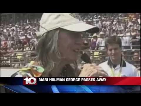 Mari Hulman George, longtime Indianapolis Motor Speedway chairman, has passed away