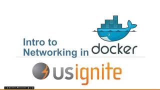 Docker: Intro to Networking (Ep 5)
