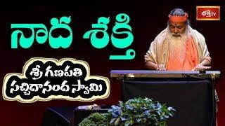 The Healing Power of Music    Nada Shakti Raga Sagara by Sri Ganapathy Sachchidananda Swamiji