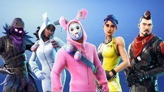NEW EASTER BUNNY SKIN -- OUT NOW