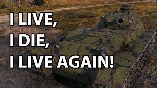 I LIVE, I DIE, I LIVE AGAIN! - A44