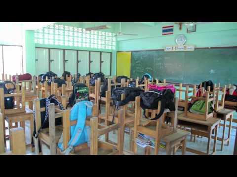Life in a Thai school!