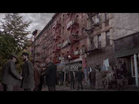 CGI Timelapse - NYC Elizabeth Street