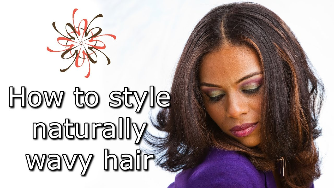 how to style naturally wavy hair how to style naturally wavy hair hair care 1567