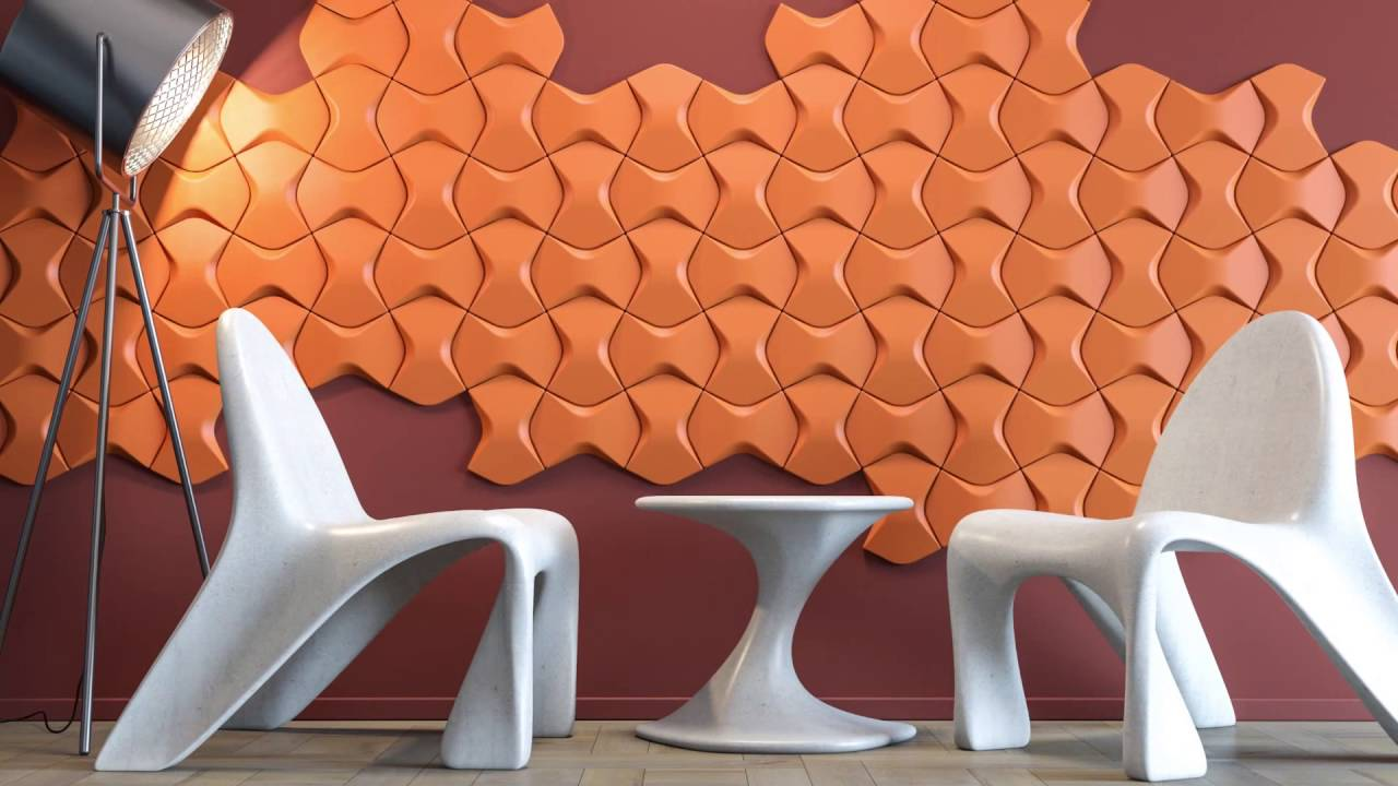 Arstyl Wall Tile Collection by Mac