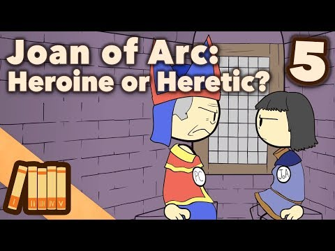 joan-of-arc---heroine-or-heretic?---extra-history---#5
