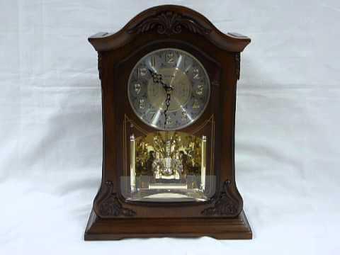 American Pride Clock By Rhythm Clocks®