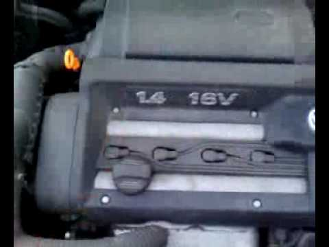 Volkswagen Golf IV 1.4 75HP Engine