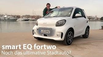 Ist der smart EQ fortwo noch konkurrenzlos in der Stadt? Test / Erfahrung / Meinung - Autophorie