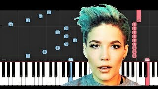 Halsey - Nightmare (Piano Tutorial)