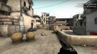 CS:GO || ACE || LOWADKA || DUST 2