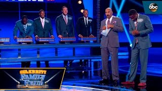 NFC Offense Fast Money - Celebrity Family Feud