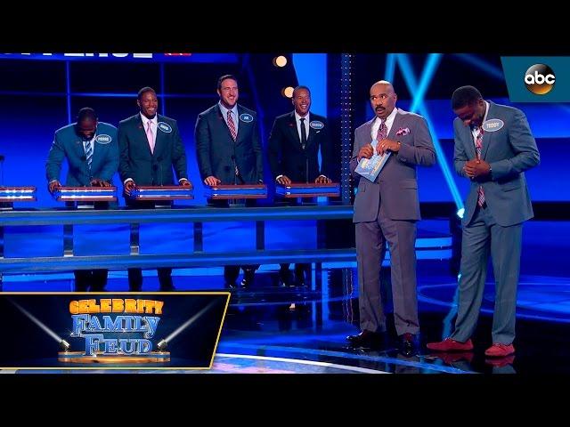NFL Jerseys NFL - Lions notes: Marvin Jones kills it on 'Celebrity Family Feud ...