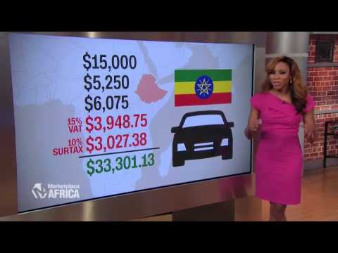 CNN Price of one small car in Ethiopia $33 751 April 12 2016