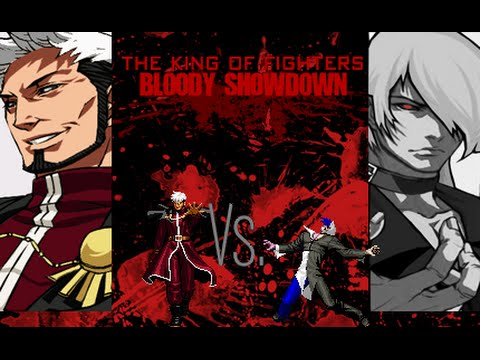 [KOF BS] Diavolo In Me Blood; Lord Goenitz VS Final Element