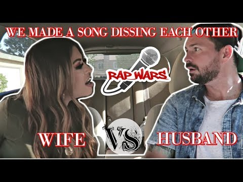WE MADE A SONG TO DISS AND ROAST EACH OTHER: HUSBAND VS WIFE