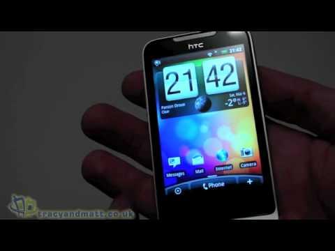 HTC Legend demo