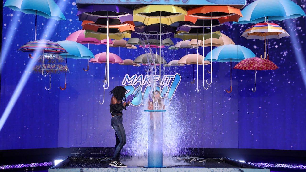 Download Ellen Predicts Precipitation with 'Make It Rain'