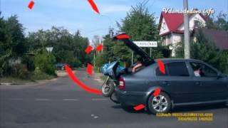 видео Перевозка скутера - как легко перевезти мопед