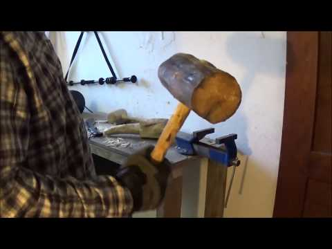 A New DIY Wooden Mallet