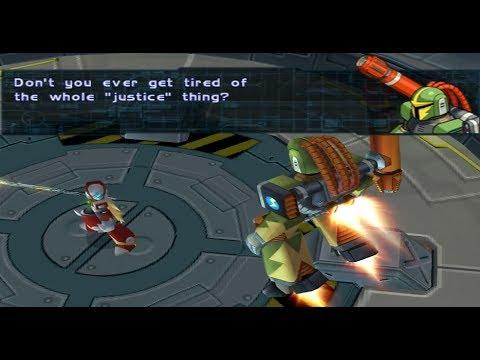 Megaman X8 vs Vile V [Jakob]