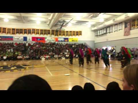 Adrian C. Wilcox H.S Multicultural Assembly [Indian Club]