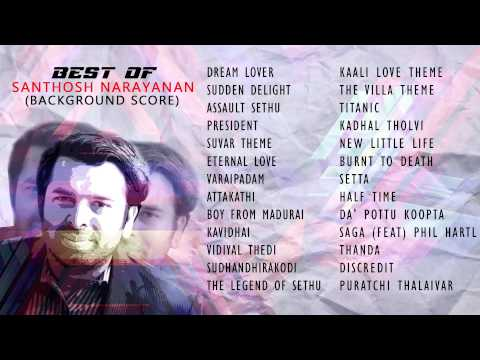 Best of Santhosh Narayanan ( Original Background Score) | Jukebox | Volume 1