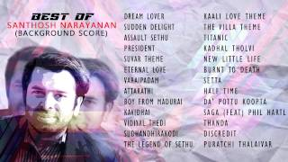 Best of Santhosh Narayanan ( Original Background Score) | Jukebox | Volume 1