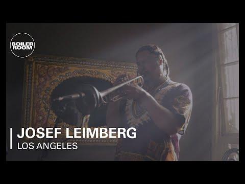 Josef Leimberg Boiler Room Los Angeles Live Set