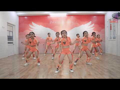 Girl In The Mirror   COVER -ZUMBA KIDS - ZUMBA NGHỆ AN - MEGAKids