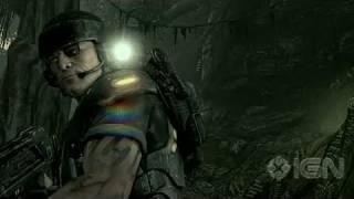 Aliens vs. Predator PlayStation 3 Trailer - Bloody Hell