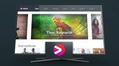 Viaplay for Apple TV Prototype