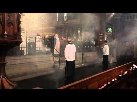 Solemn Te Deum for Trinity Sunday