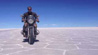 BMW R75 South America Overland Adventure