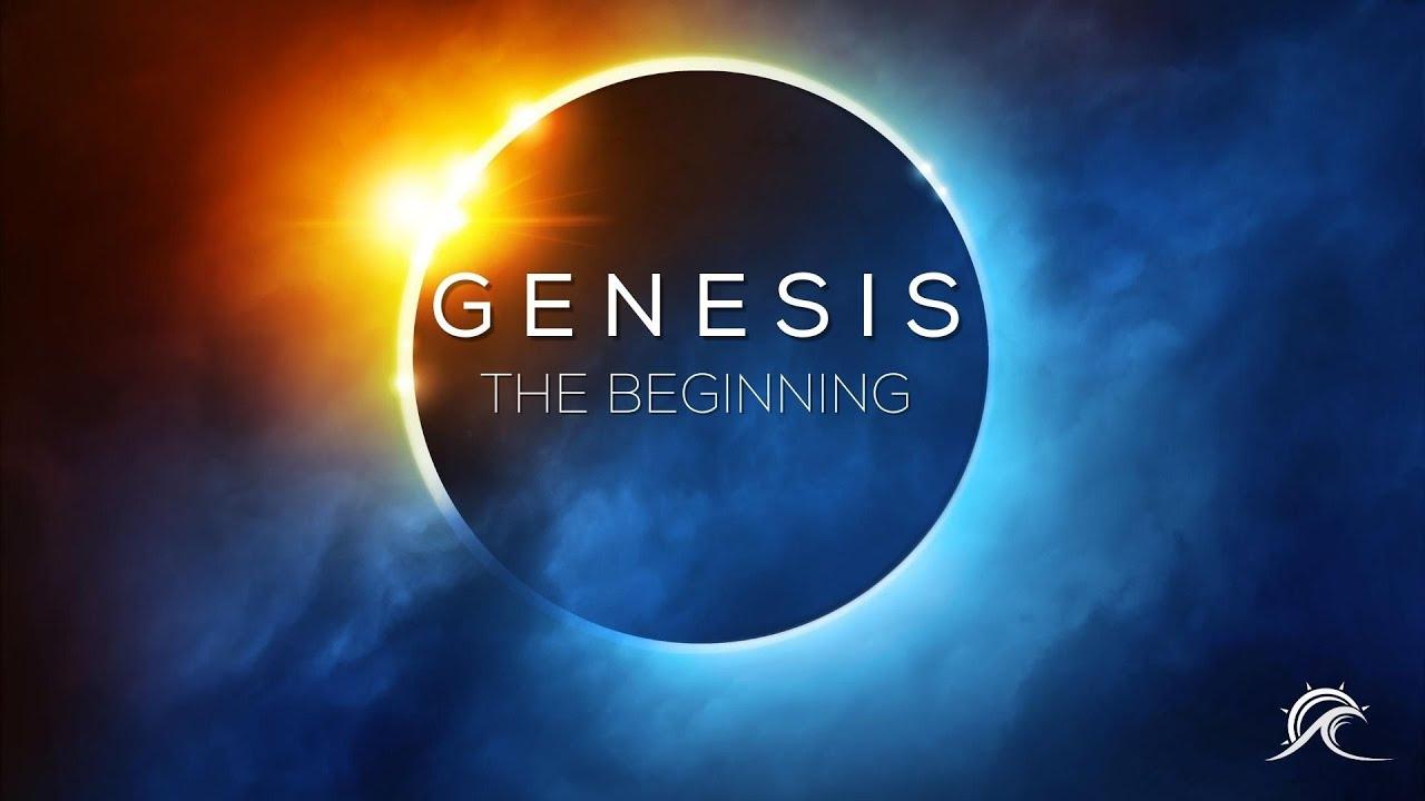 Genesis #1: The Beginning - God